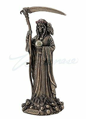 Santa Muerte Folklore Saint of Death Statue