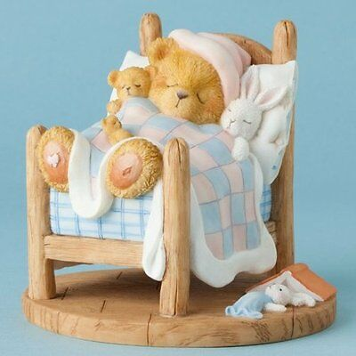 Cherished Teddies Good Night, Sleep Tight Carisa 2014