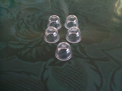 5 X Fuel Primer Bulbs For Walbro Chainsaw Wipper Snipper Carb Stihl Small