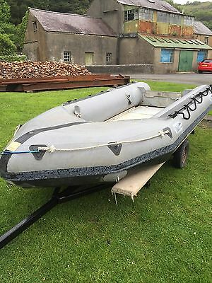 Inflatable Dinghy Boat Rib