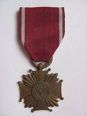 Poland  polish  The Cross of Merit,cl.3,by Spink London