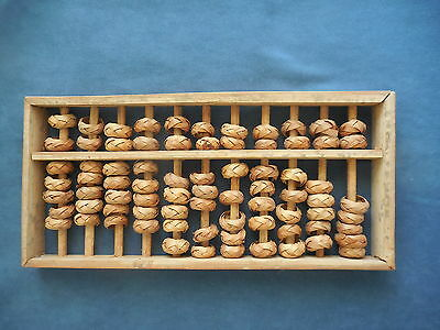 Hand Made Asian Abacus