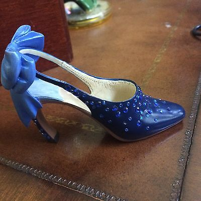 Just The Right Shoe Forever Yours Blue