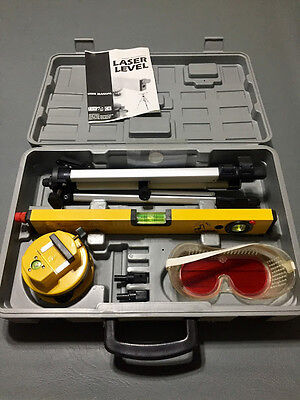 Laser Level Tripod Kit