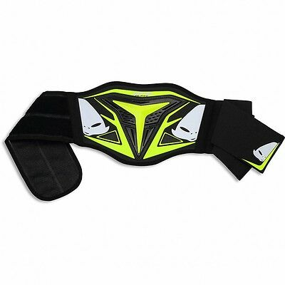 UFO Youth Demon Body Kidney Belt Protector Motocross MX Enduro Yellow CI02357D