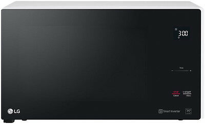 NEW LG MS4296OWS NeoChef Smart Inverter Microwave Oven 1200W