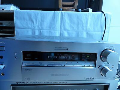 SONY QS Home Cinema Amplifier STR-DB1080 Receiver Phono Stage DTS Bluetooth 6.1