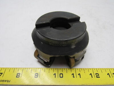 "Sumitomo Electric WRCS1004R 4"" Face Mill 1-1/4"" Bore 5 Indexable Insert"