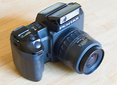 Pentax SF7 with 35-80mm lens