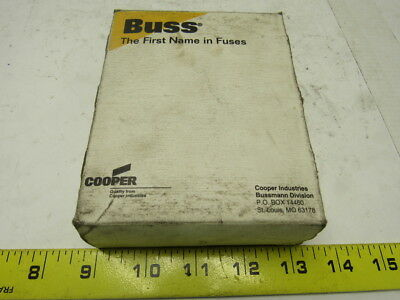 Cooper Bussman HVB-1-1/2 1.5A 2500V (2.5kV) Cartridge Type Fuse Box of 40