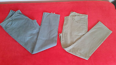 Just Jeans & Tarocash Men Mixed Pants, Size 40, Used, Pick Up 2160