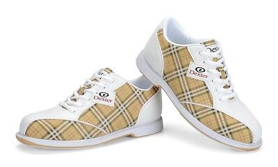 Lady Dexter ANA Bowling Ball Shoes Plaid Various Sizes