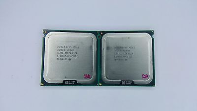 Matched Pair of Intel Xeon X5365 3 GHz Quad-Core SLAED Processor w/Grease
