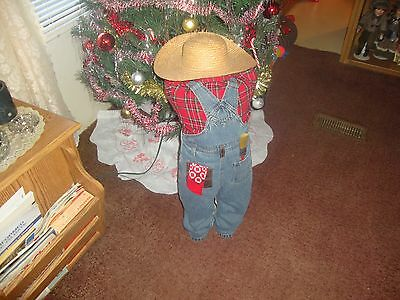 Farmer helper time out doll new