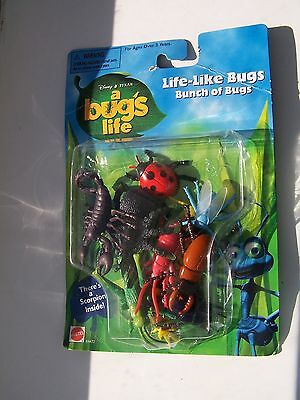 Christmas, Toy, Insects, Bugs, A Bug's Life, Disney, Pixar