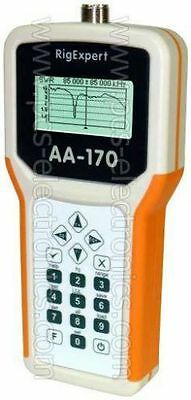 RigExpert AA-170 antenna analyzer, fast delivery, 3 years warranty, VAT invoice