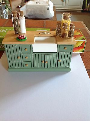 doll house kitchen sink And Accessories