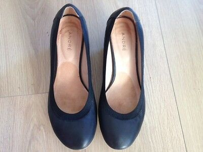 Chaussures Ballerines Andre Noires Pointure 39