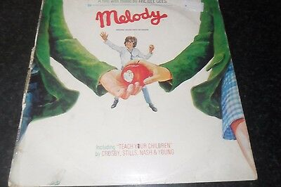 Original Soundtrack from Melody ( Bee Gees)   -  LP Record