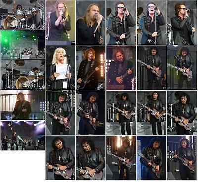 25 Heaven and Hell concert photos London 2010