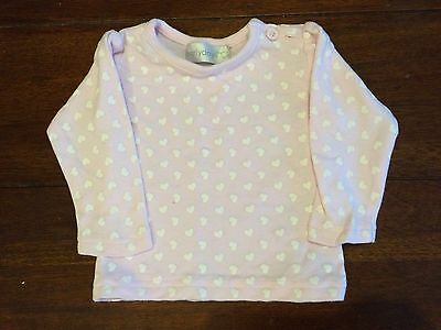 Long Sleeved New Born T-shirt Top (Early Days)