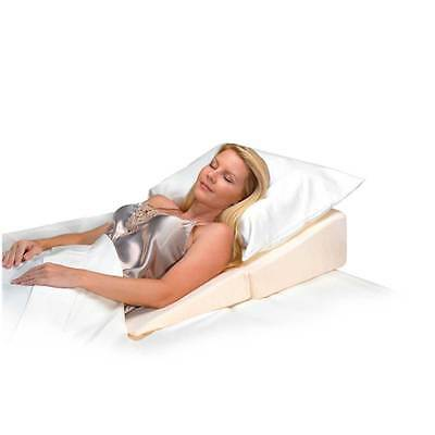 Contour Products Folding Wedge Beige 12 Inches Sleep Support for Adults