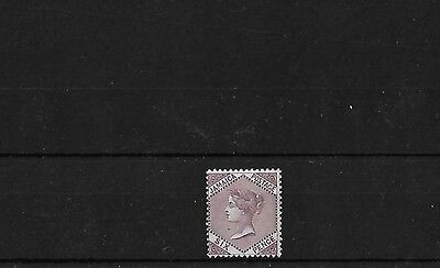 JAMAICA 6d CHALKY MCA LIGHTLY MOUNTED MINT, SG52A