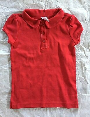 Nwt Gymboree Girls Tee  Red  Size 4