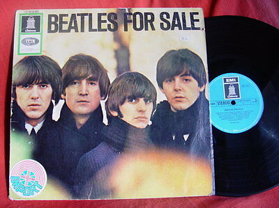 The BEATLES – Beatles For SALE - GERMANY