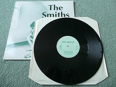 """THE SMITHS - William, It Was Really Nothing(UK 1984 12"""" VINYL SINGLE / NR MINT)"""