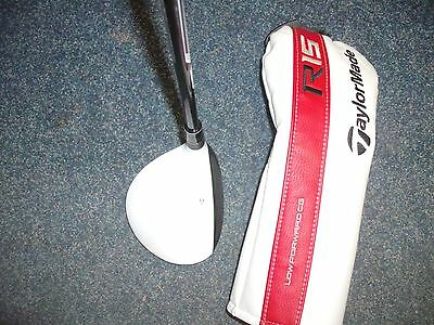 Taylormade R15 Three Wood White Head Stiff Flex