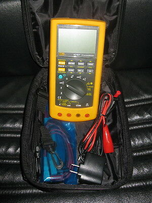 DC Current Source Process Loop Calibrator & True RMS Multimeter 2in1 H787
