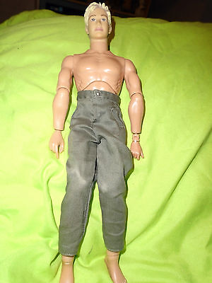 Ww2 1/6 Scale 12Inch Blonde Action Figure