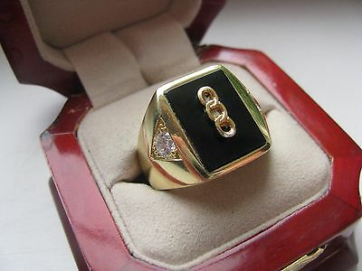 "NEW! Gents ""Odd Fellows"" Member CREST Ring *"