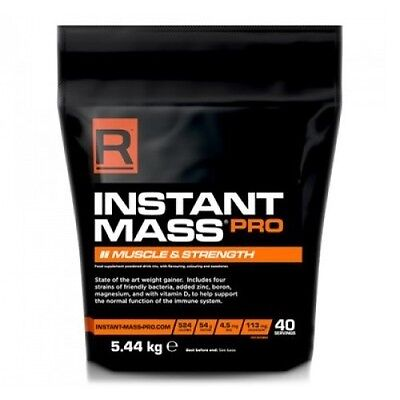 Reflex Instant Mass Pro 5.4KG Muscle Growth Strength Girth,Size,Recovery