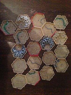 Planetary Empires Tiles/Map - 40k/AoS/Warhammer - Campaigns Map