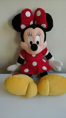 Extra large Minnie mouse soft toy teddy