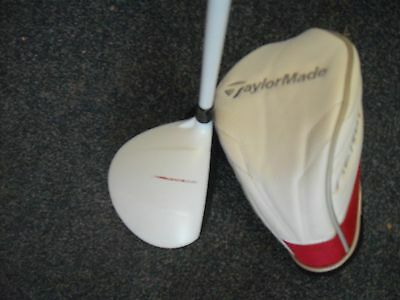 Taylormade Aeroburner Three Wood/15 Loft Regular Flex