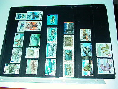 Thematic Postage Stamps Seals and Sea Lions