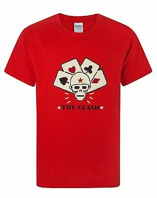 The Clash Card Hand Kid's T-Shirt
