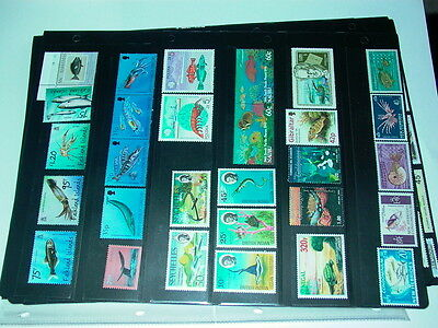 Fish on Postage Stamps