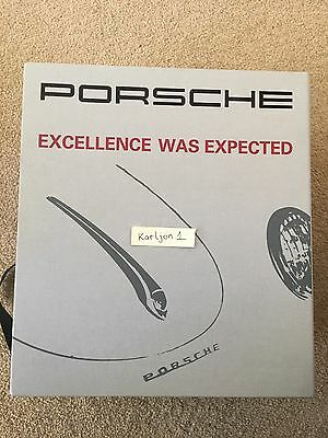 Porsche:Excellence Was Expected 2003 Edition