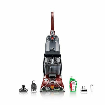 Hoover Carpet Cleaner Power Scrub Deluxe Dual Tank FH50150