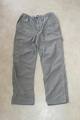 The North Face Hiking Mens Pants Trousers Size M