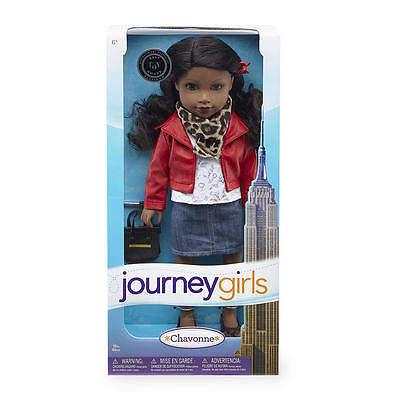 Journey Girls 18 inch Fashion Doll - Chavonne * African American beautiful girl