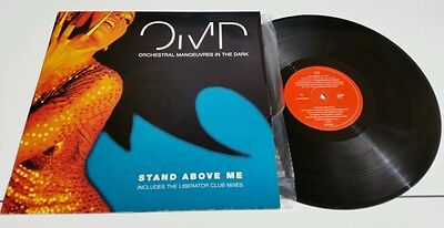 """OMD-Stand above me(12"""")1993 VIRGIN PM 212 EX"""