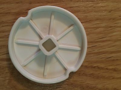 THE SUPER SHOOTER PLUS Proctor Silex replacement PUSH PLATE cookie press GO123