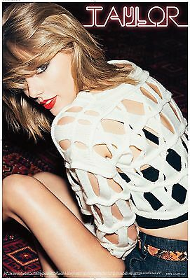TAYLOR SWIFT large (maxi) wall poster. Pop music. 91cm x 61cm