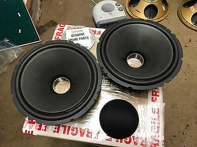 Tannoy HPD 295 Recone Kits With Rubber Surrounds By Lockwood Audio