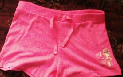 Childs Pink Shorts young dimensions size 6-7 years